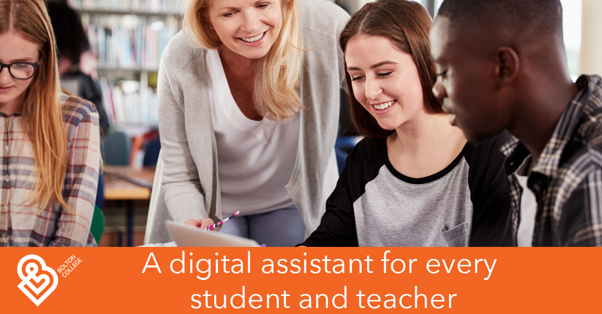 Digital Assistant for every student and teacher